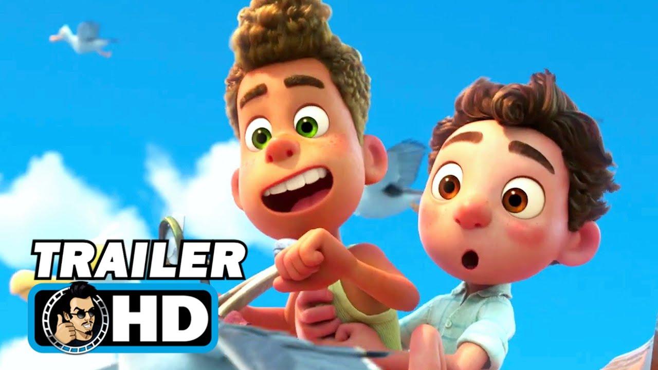 LUCA Trailer | NEW (2021) Pixar Disney Movie