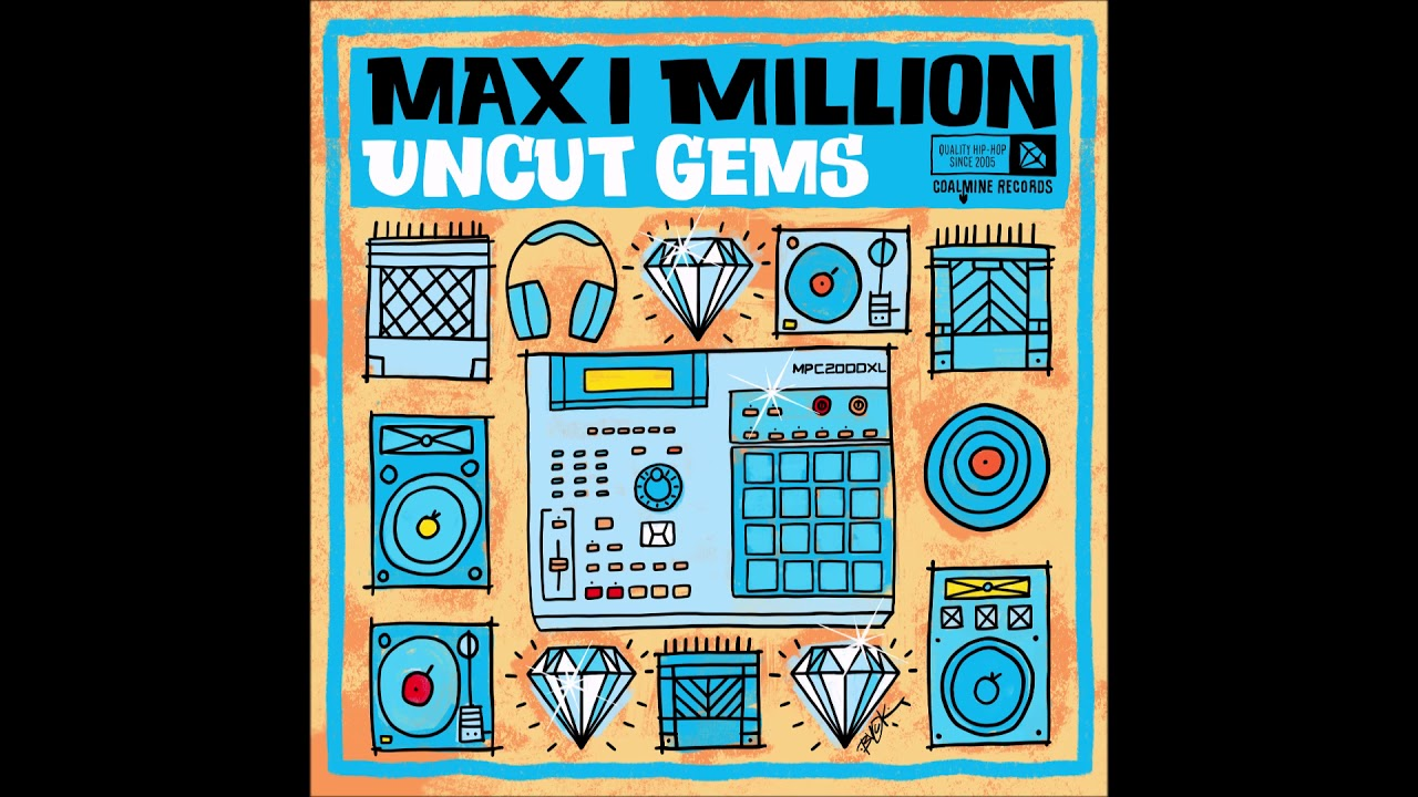 """Max I Million - """"Dopest Ghost In Town"""" OFFICIAL VERSION"""