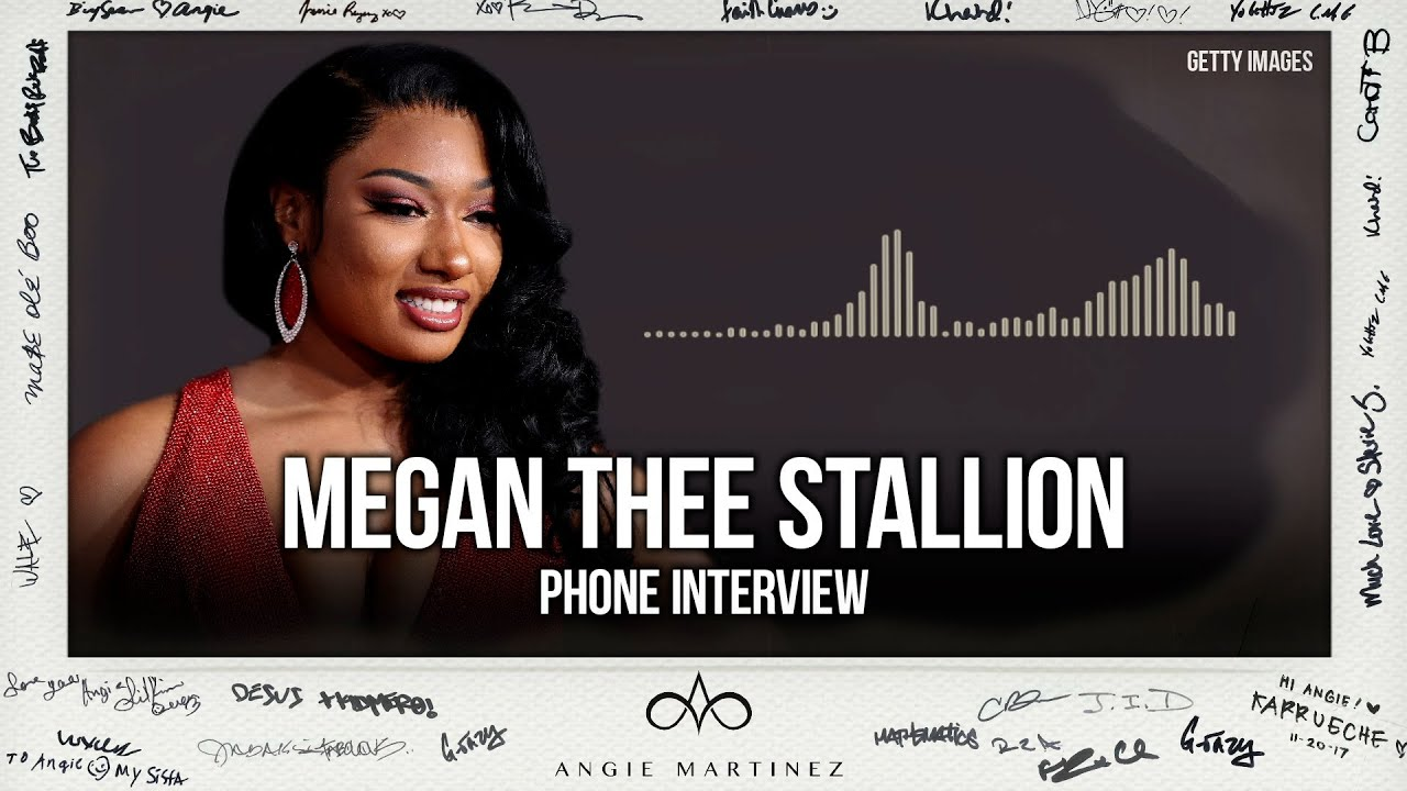 "Megan Thee Stallion Wants People To Know, ""Your Journey Should Not Be A Walk In The Park"""