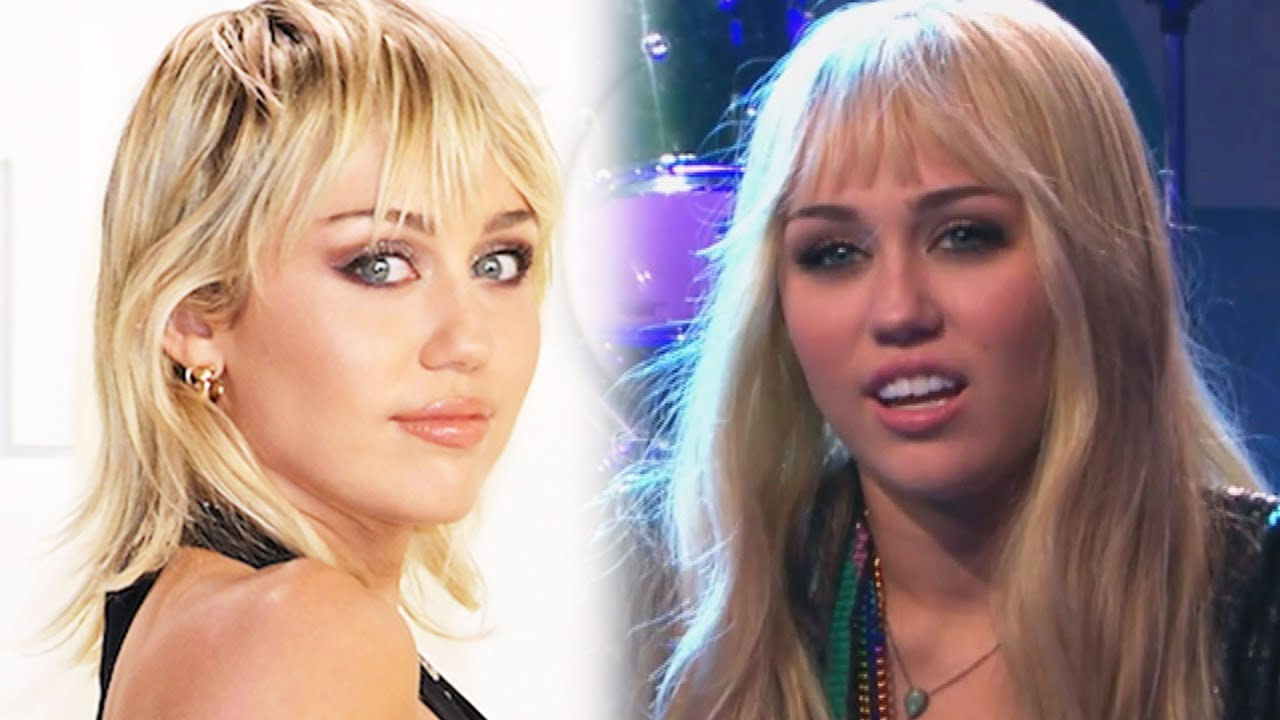 Miley Cyrus Says Hannah Montana Gave Her an Identity CRISIS