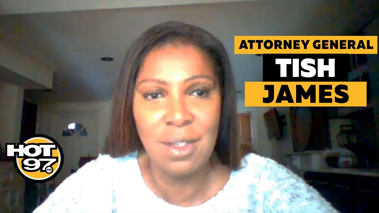 NY AG Tish James On 2020 Election, Trump Org Investigation, NYPD + NRA