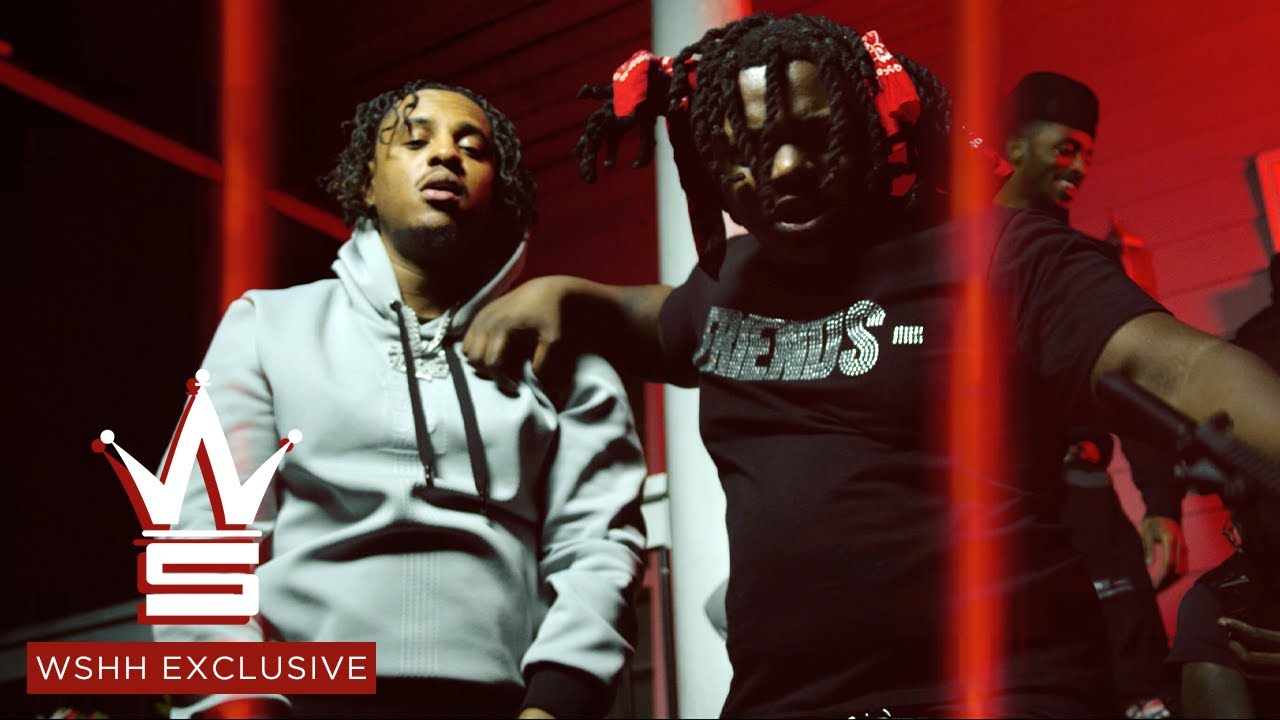"""O Racks & Millasace - """"Back and Forth"""" (Official Music Video - WSHH Exclusive)"""
