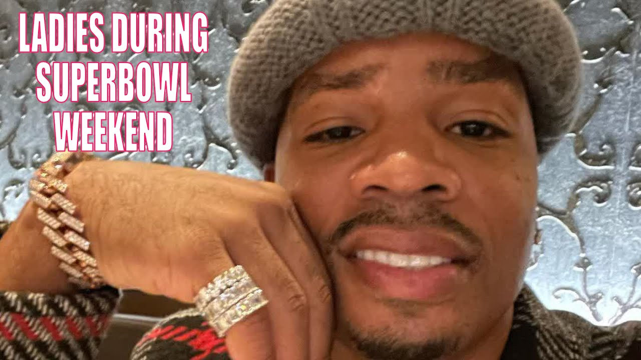 PLIES TAKE ON WHY FEMALES HAVE PROBLEMS DURING SUPERBOWL WEEKEND