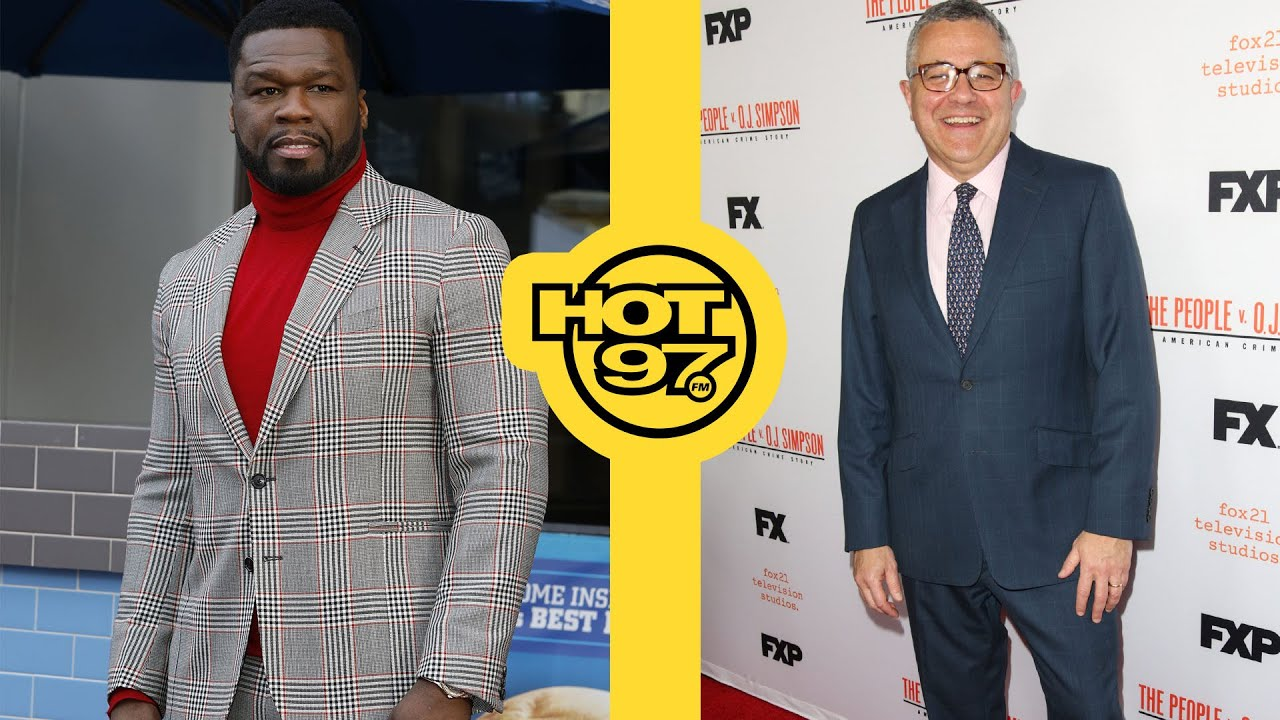Reactions To 50 Cent Endorsing Trump + CNN's Jeffrey Toobin Flogging The Dolphin On Zoom Call