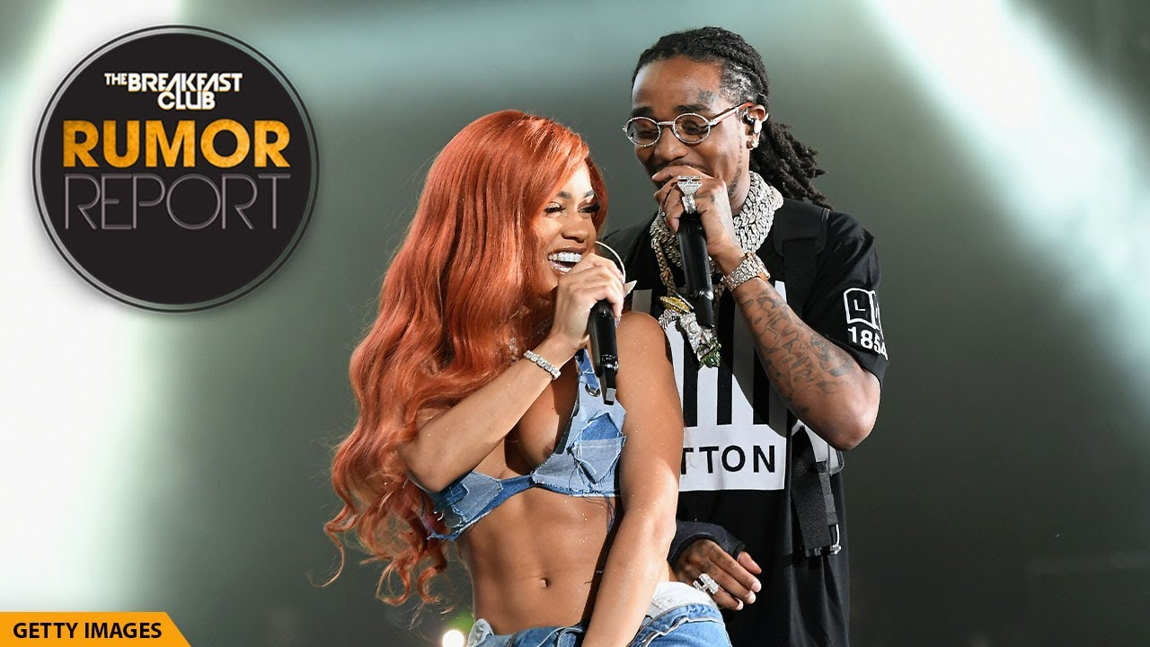 Saweetie Admits Quavo Teaches Her 'How To Love' And Be Affectionate