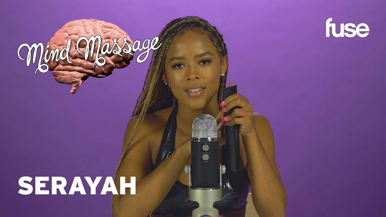 """Serayah Does ASMR with Tissue Paper, Talks """"Love It"""" and Upcoming Album 