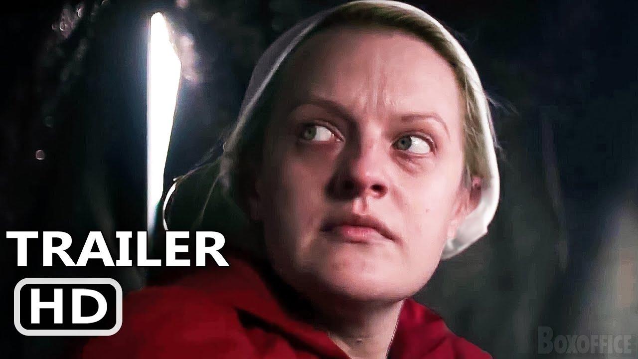 THE HANDMAID'S TALE Season 4 Trailer 2 (New 2021) Elisabeth Moss, TV Show HD