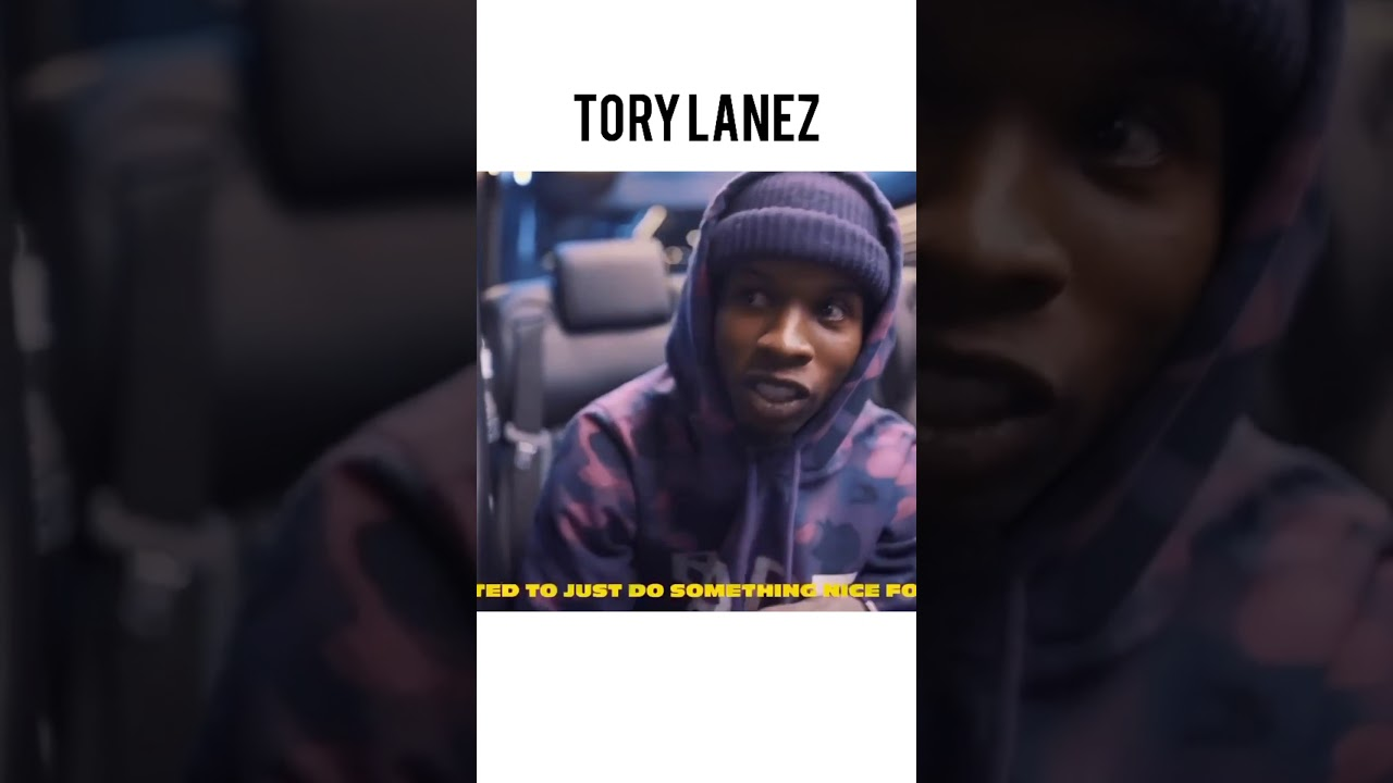 TORY LANEZ HELPS OUT A GIRL AND HER MOM #SHORTS