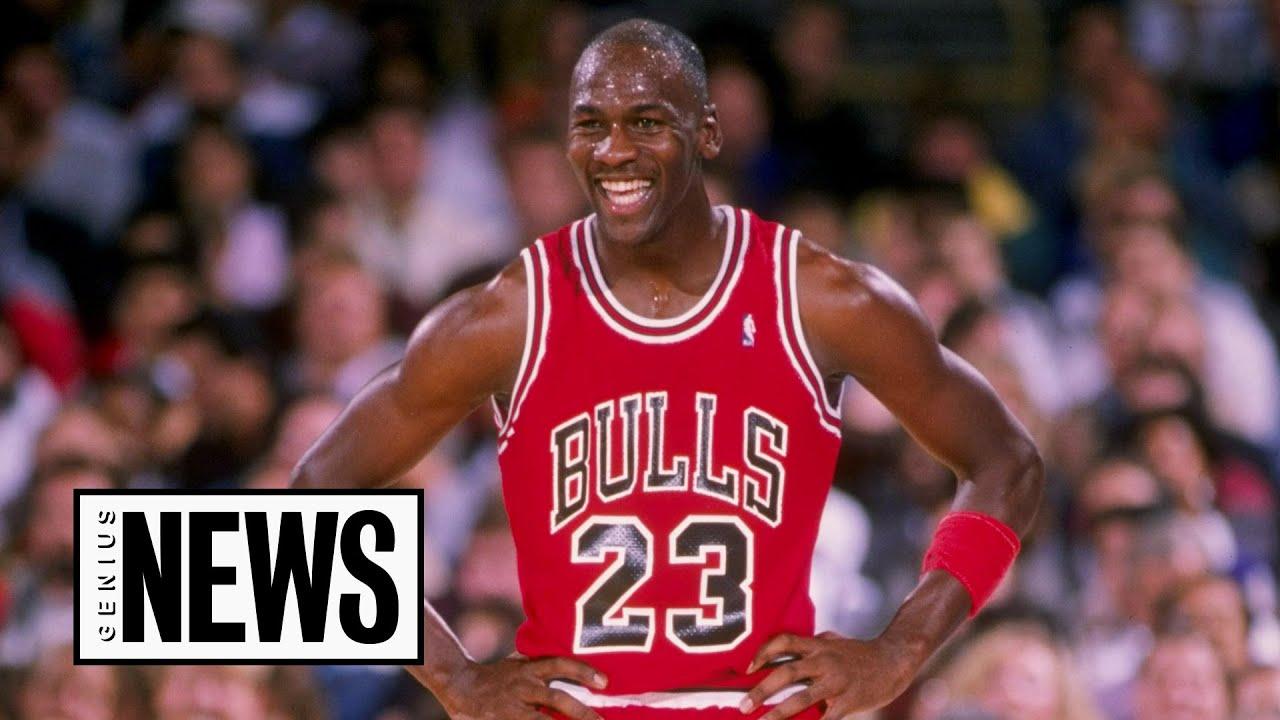 Tracing Michael Jordan's Legacy Through Lyrics   Genius News