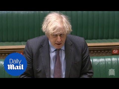 UK Covid-19: Boris Johnson's lockdown exit roadmap in FULL