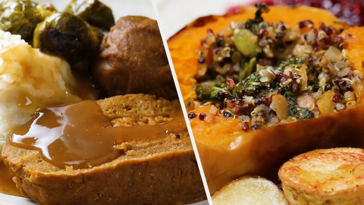 Vegan-Friendly Thanksgiving Recipes
