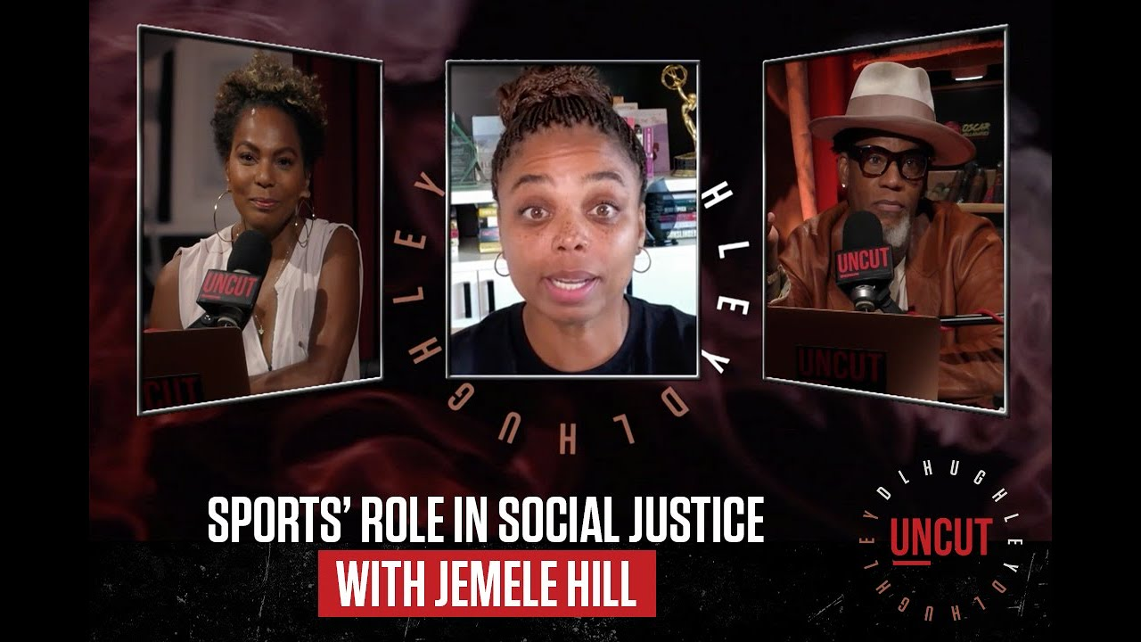 What is the Role of Sports in Social Justice?   DL Uncut   Laugh Out Loud Network