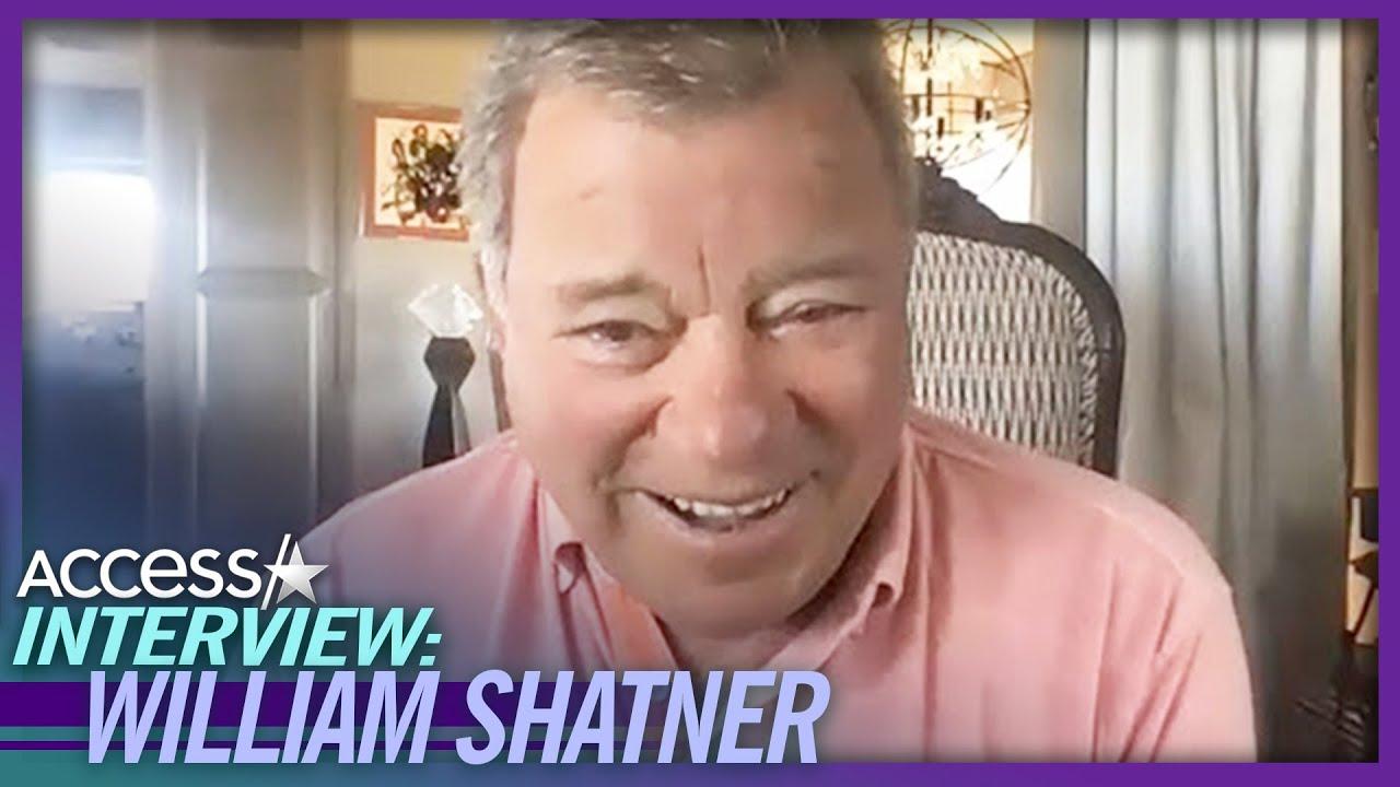 William Shatner's Secret To Still Working At 90