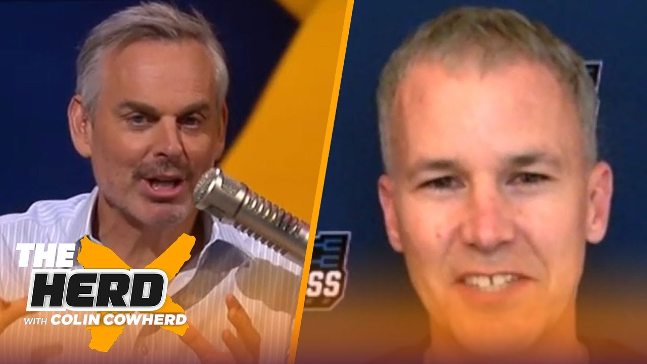 Andy Enfield on USC facing Oregon in the Sweet Sixteen, Evan Mobley & bubble life | NCAA | THE HERD