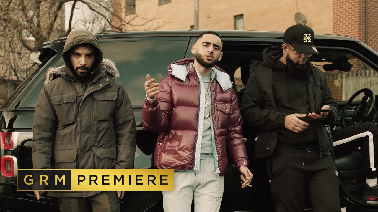 Ard Adz - 74 Bars Of Pain [Music Video] | GRM Daily