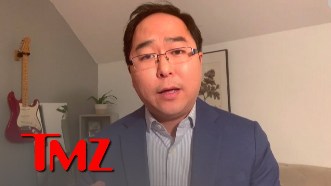 Asian Hate Goes Beyond COVID, ATL Shootings Proves It, Says Rep. Andy Kim | TMZ