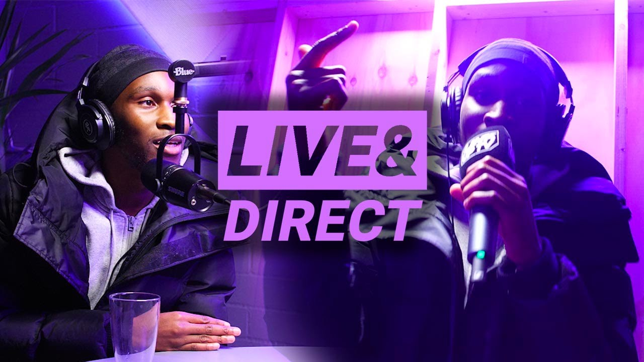Berna Performs 'Off The Yak' Live & Direct | The Hub