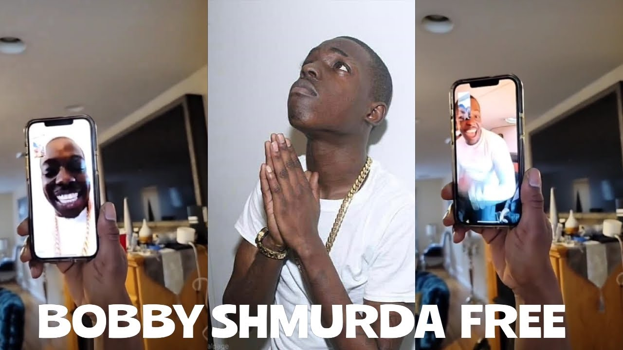 BOBBY SHMURDA GETS RELEASED FROM PRISON AND CALLS HIS MOTHER