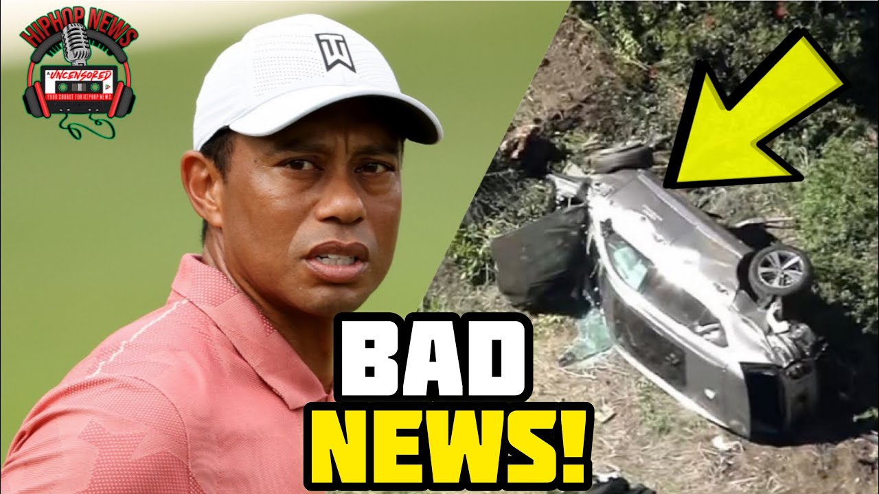 BREAKING: Tiger Woods Is Lucky To Be Alive!