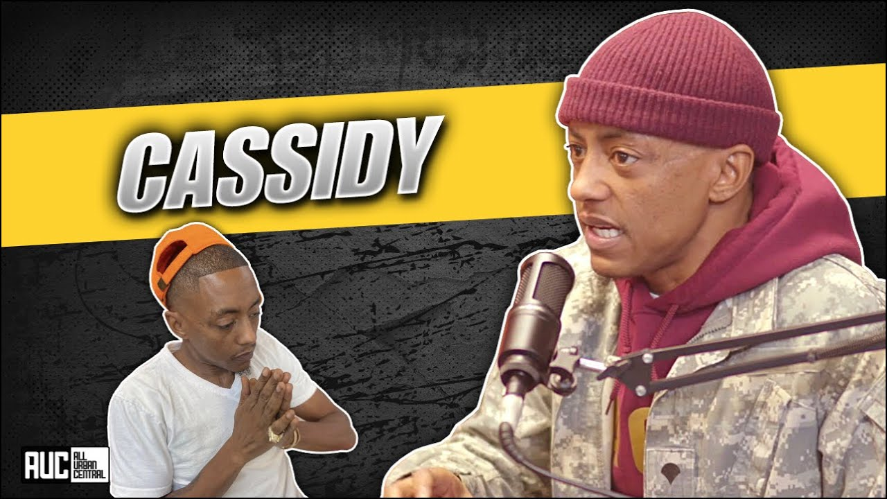 Cassidy On Birth Certificate Saying He Got BARS & 1st Rap Being About Fire
