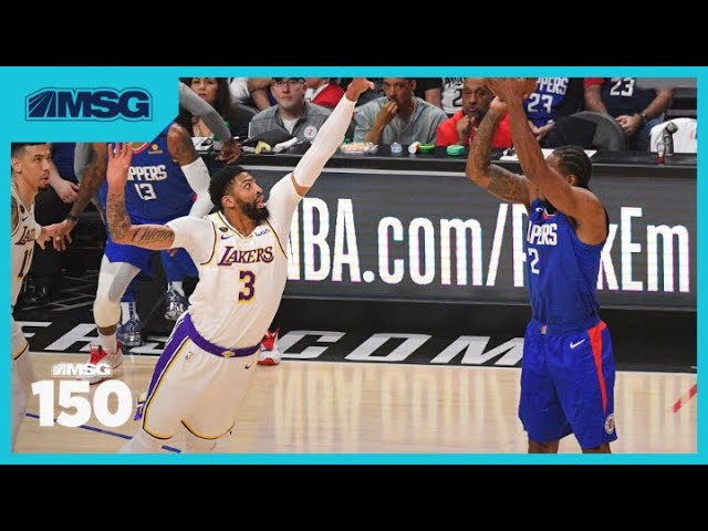 Could We See A Clippers vs. Lakers NBA Final This Year? | MSG 150