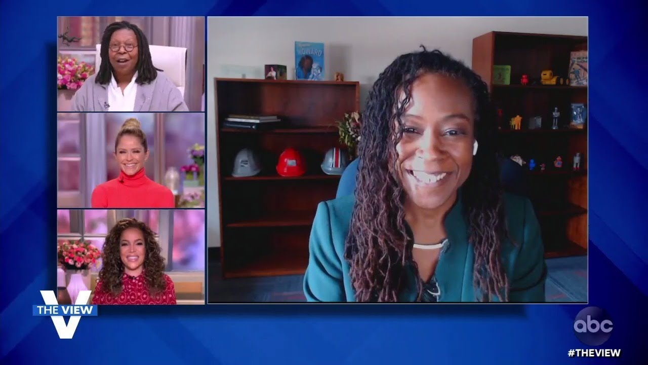 Dr. Ayanna Howard Explains How Robots Can Learn Sexism And Racism | The View