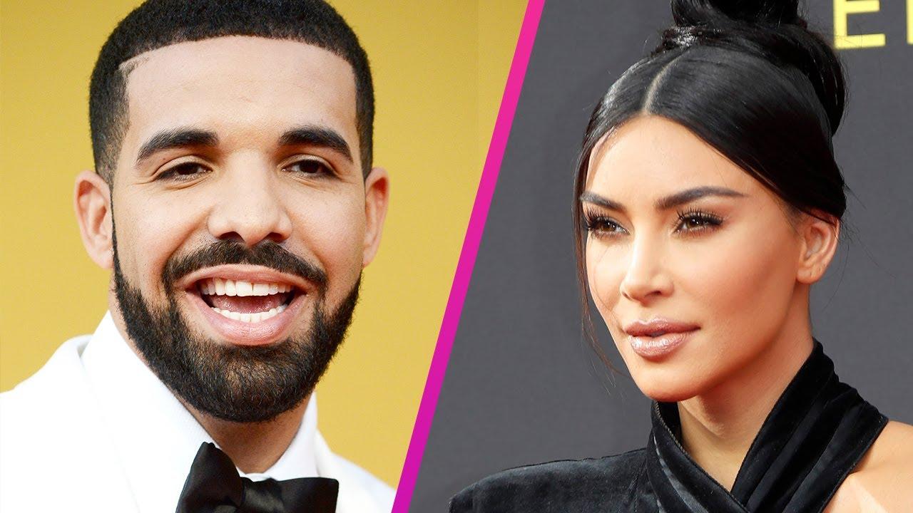 Drake Flirts With Kim Kardashian After Divorce?