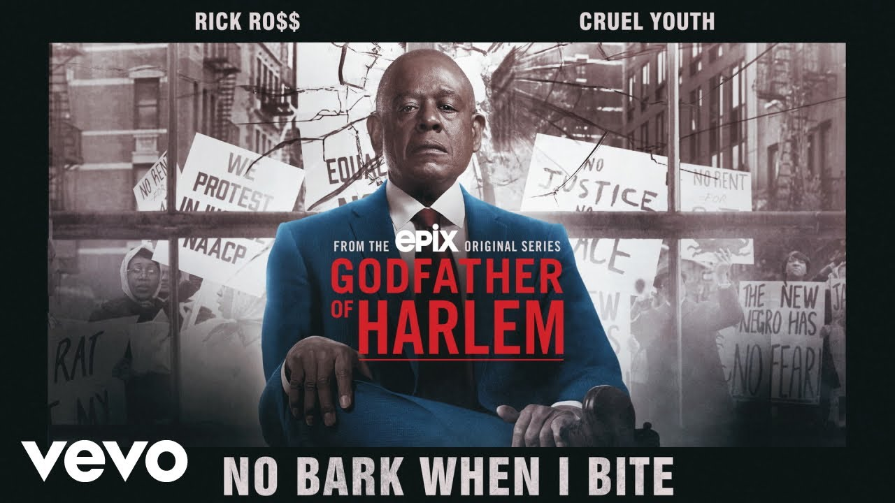 Godfather of Harlem - No Bark When I Bite (Official Audio) ft. Rick Ross, Cruel Youth