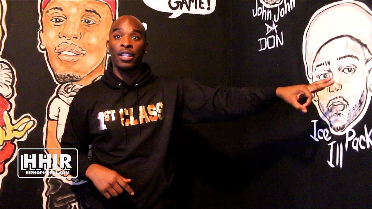 "HITMAN HOLLA DETAILS ""THE BACK STORY"" TO HITMAN HOLLA VS YUNG ILL BATTLE 13 YRS LATER"