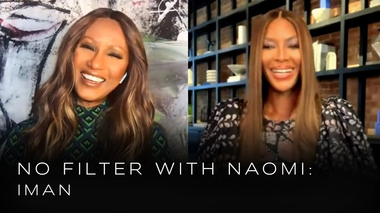 Iman our Queen on Being Discovered, the Black Girls Coalition, and Being a Grandma   No Filter