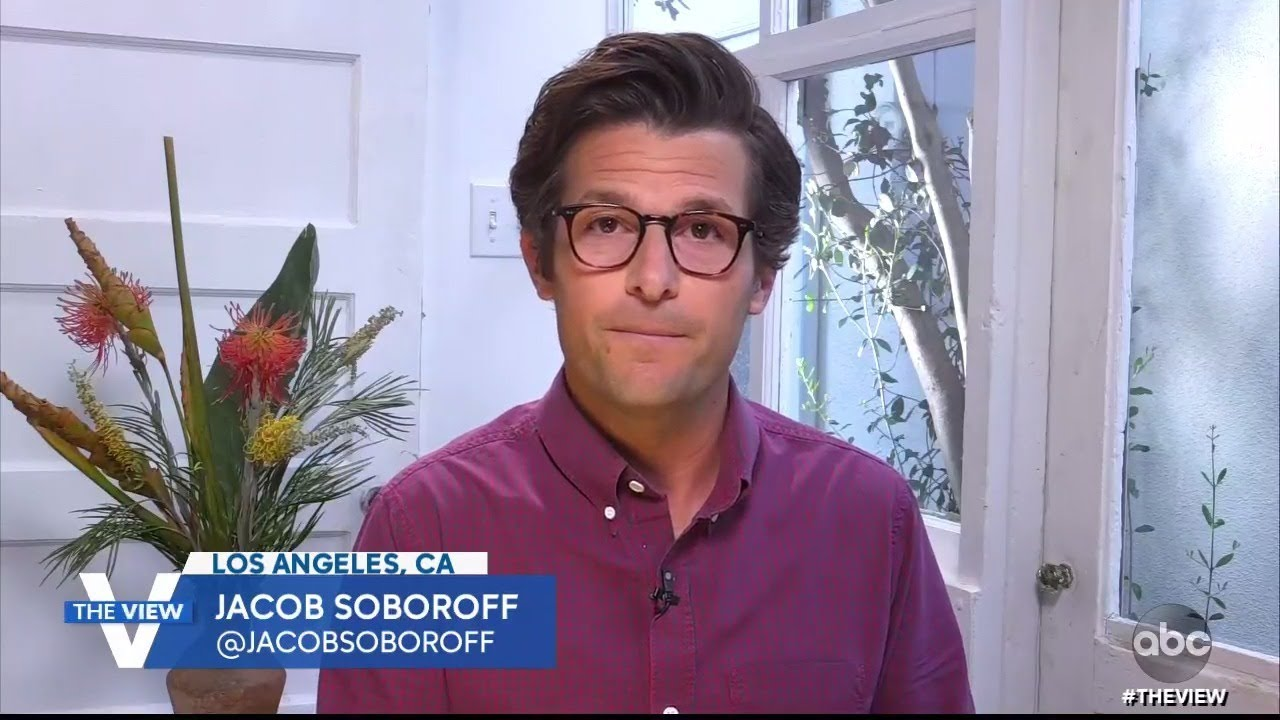 """Jacob Soboroff Says It's a """"Humanitarian Crisis to Keep Children Locked Up"""" at Border 