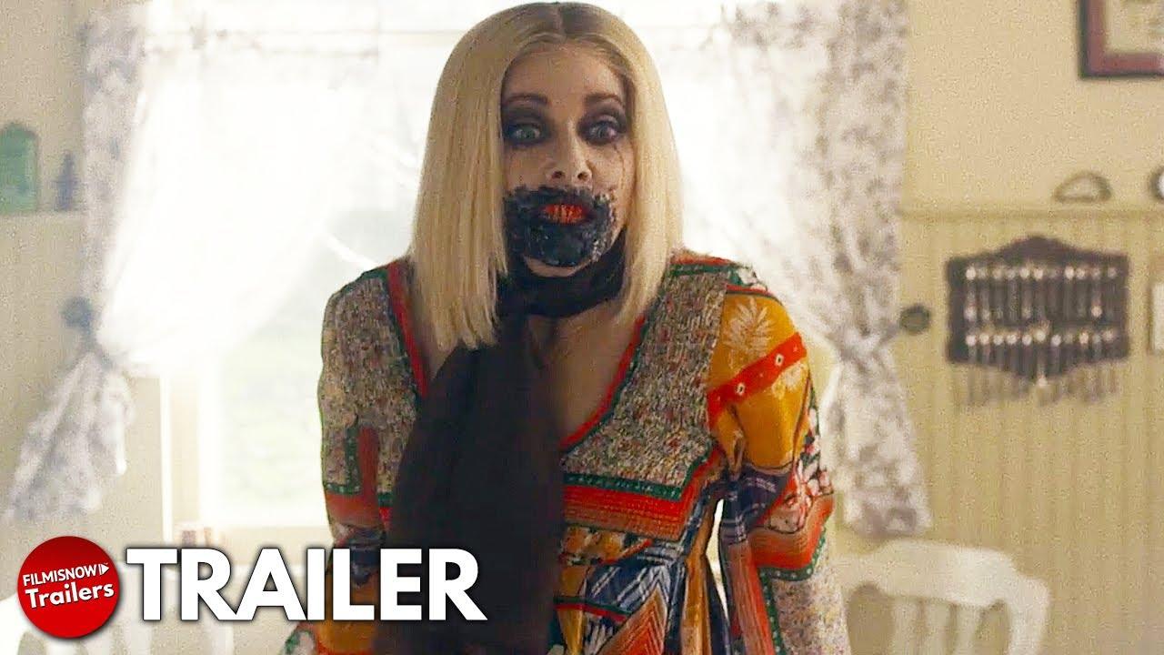 JAKOB'S WIFE Trailer (2021) Barbara Crampton Vampire Horror Movie