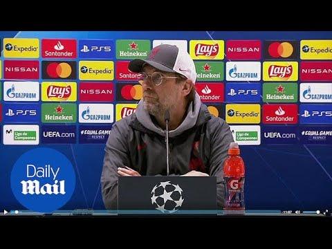 Jurgen Klopp blames Liverpool loss on playing at Real Madrid's training ground