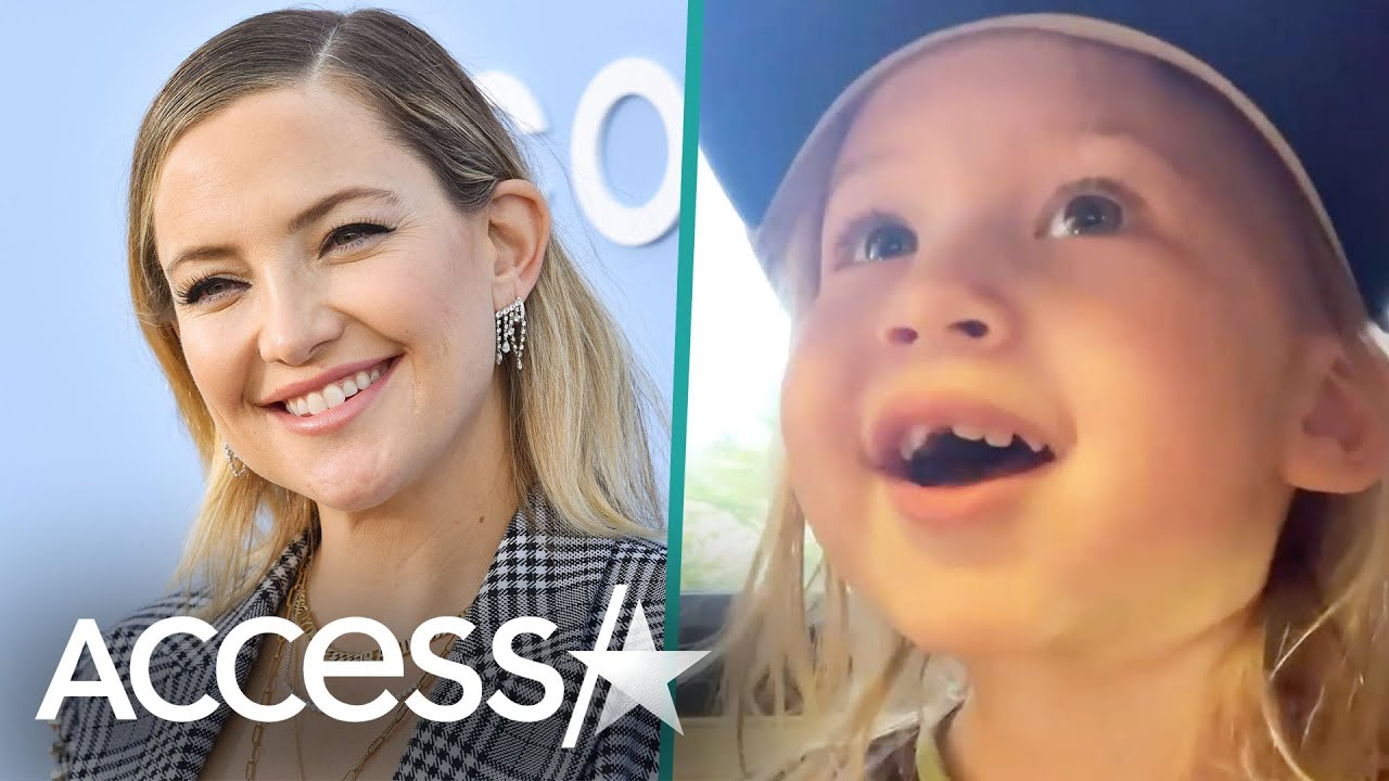 Kate Hudson's Daughter Rani Belts Out Birthday Song For Mom