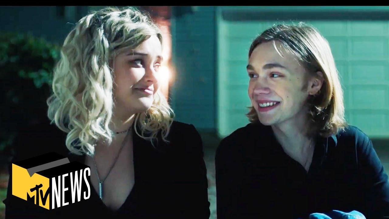 Katherine Langford & Charlie Plummer Talk 'Spontaneous' | MTV News