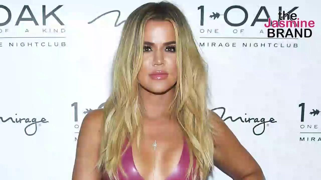 Khloé Kardashian Shuts Down Rumors That She & Tristan Thompson Are Expecting Their Second Child