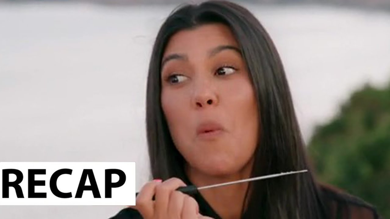 Kourtney Kardashian & Addison Rae Sleep Over Exposed By Mason Disick? - KUWTK Recap