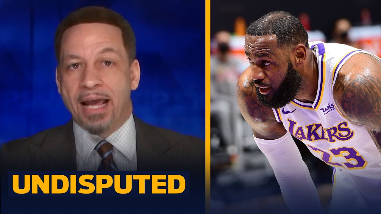 Lakers need to protect LeBron from himself, talks ankle injury — Broussard | NBA | UNDISPUTED