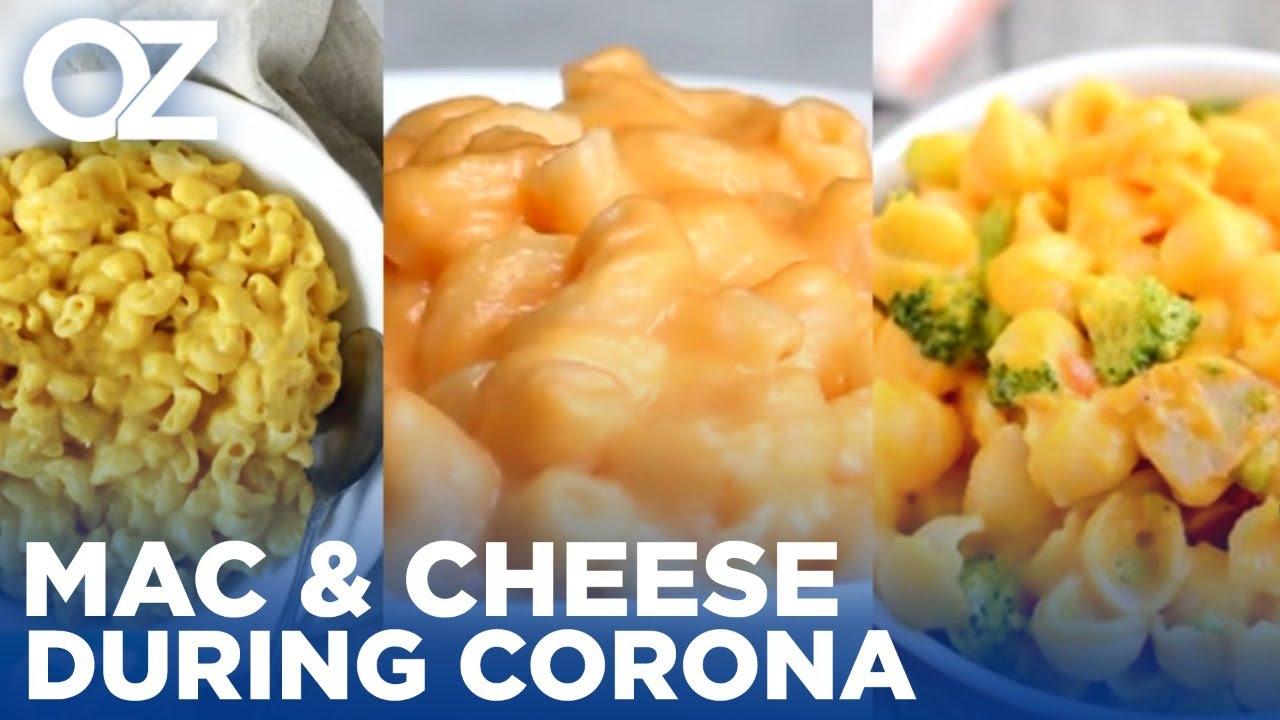 Mac & Cheese In The Time Of Corona
