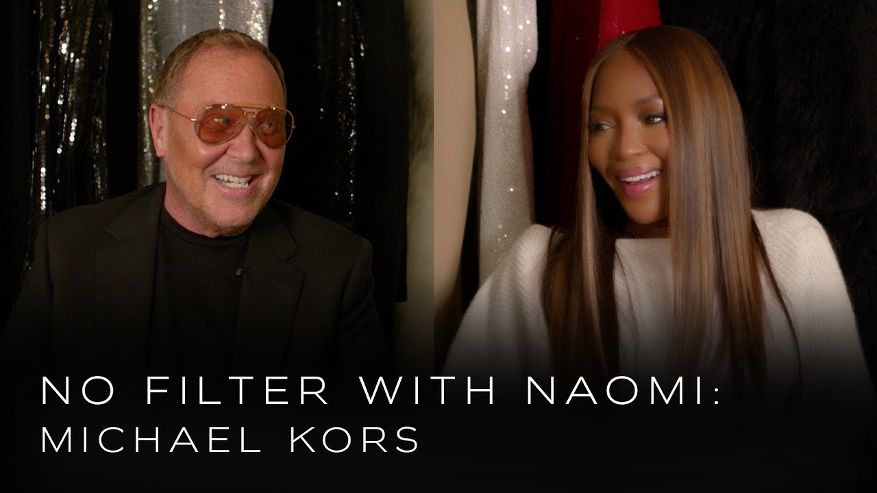 Michael Kors on 40 years in fashion | No Filter with Naomi