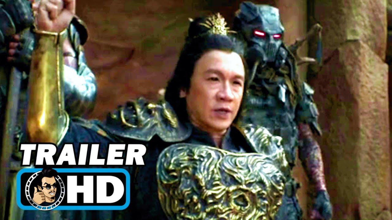 """MORTAL KOMBAT """"Shang Tsung & Kabal"""" Trailer   NEW (2021)"""