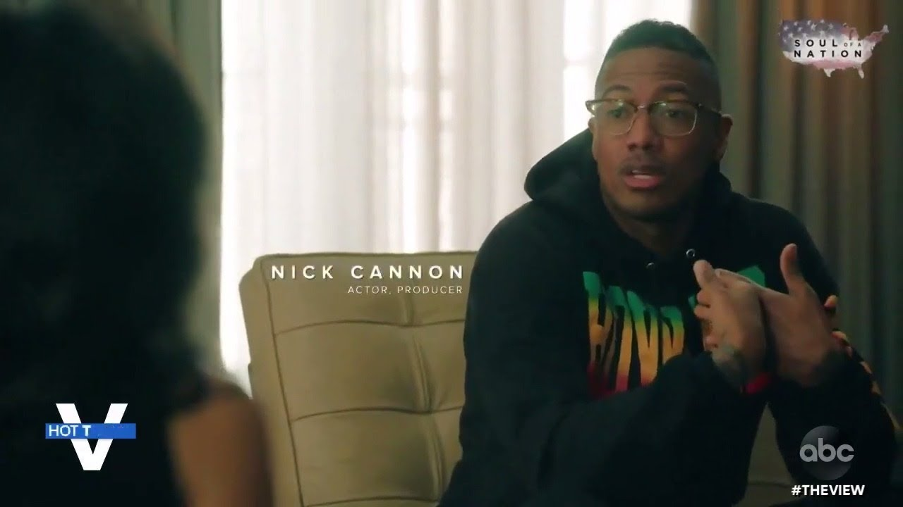 Nick Cannon Reflects on Anti-Semitic Comments, Part 1 | The View