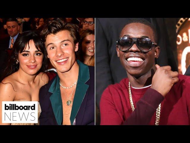 Shawn Mendes Sends Camila Cabello Birthday Love, Bobby Shmurda's Comeback & More   Billboard News