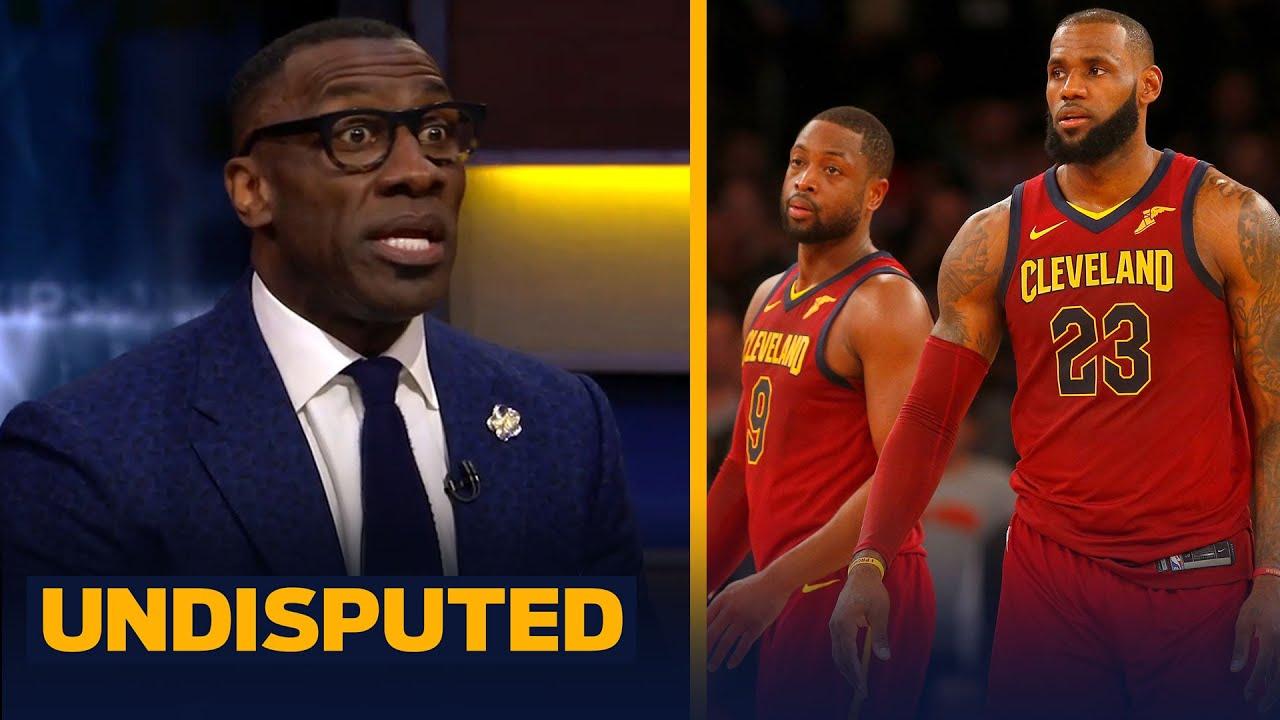 Skip & Shannon on Dwyane Wade choosing Michael Jordan over LeBron as the GOAT | NBA | UNDISPUTED