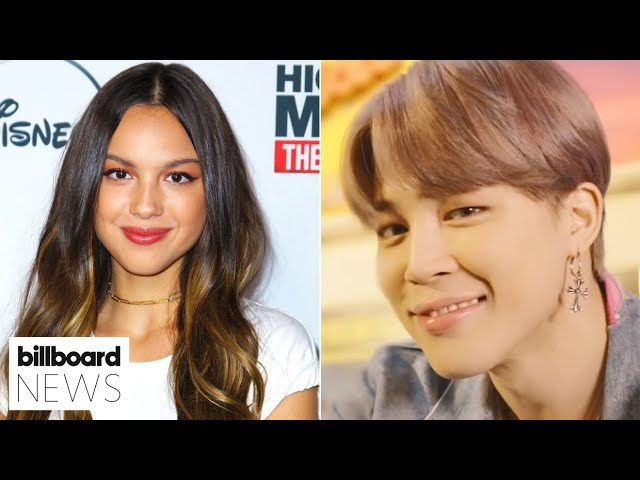 Taylor Swift's Sweet Gift to Olivia Rodrigo, BTS Crowned Artist of the Year & More | Billboard News