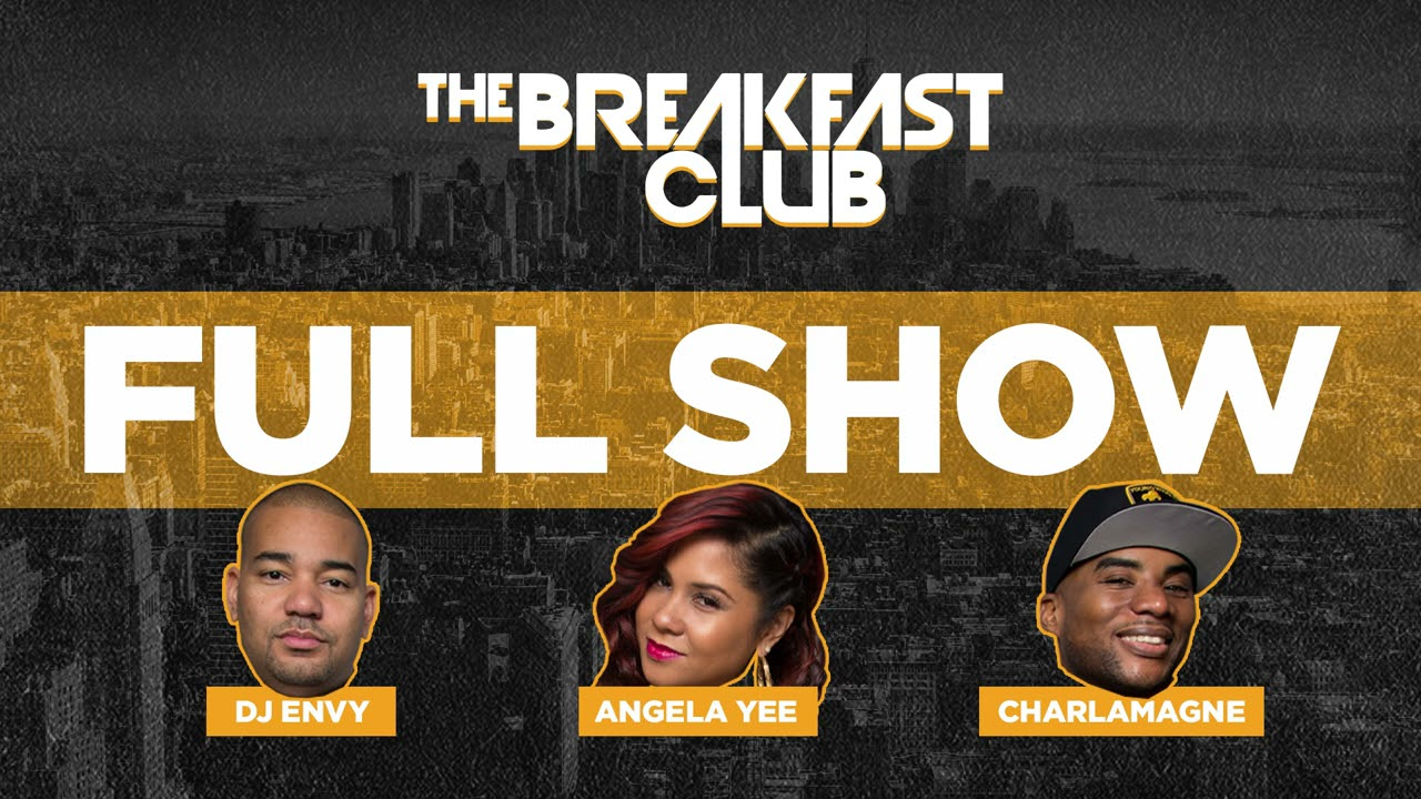 The Breakfast Club - FULL SHOW - 04-19-21