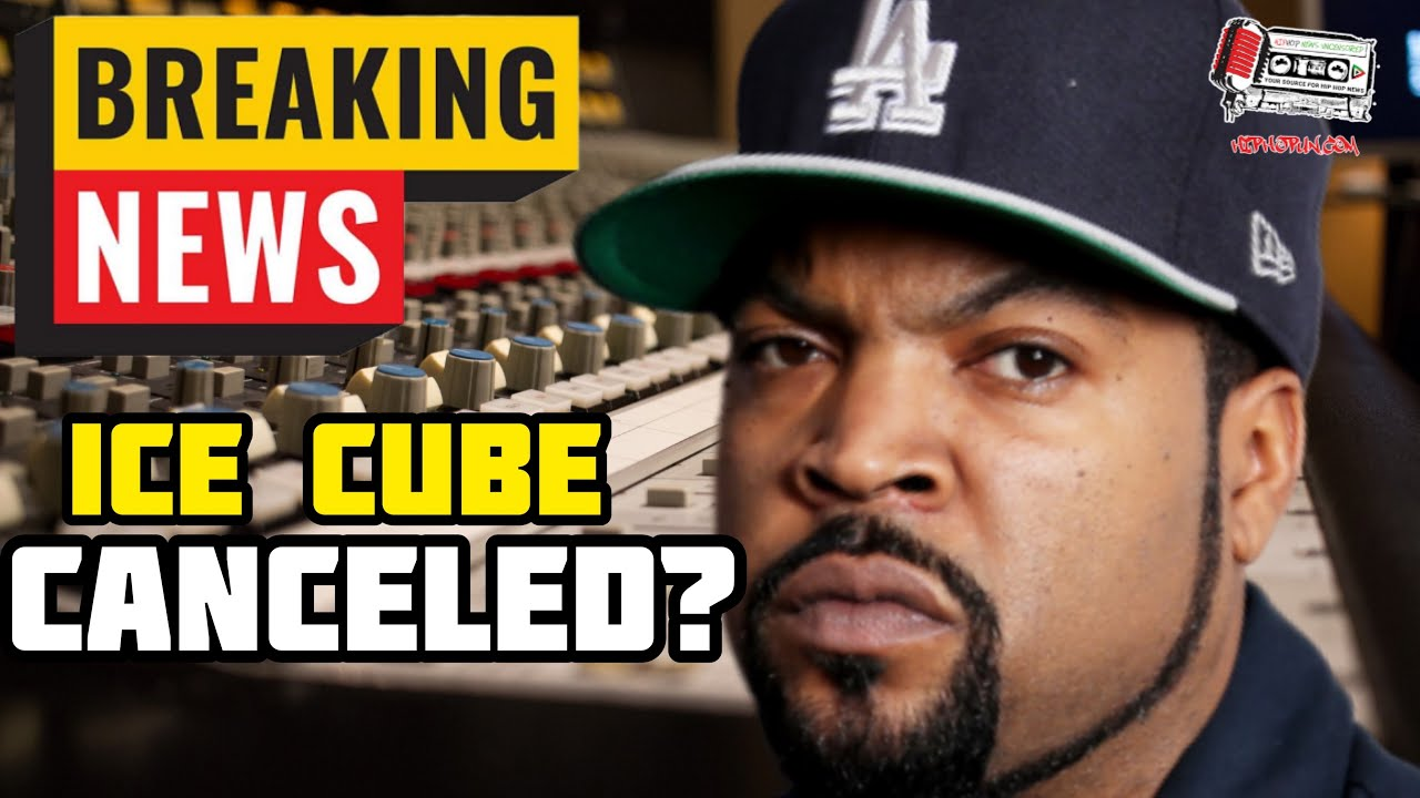 They Want Ice Cube Cancelled After This Major Incident!