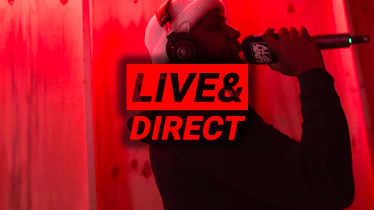 Tiny Boost Performs 'Back In Blood' On Live & Direct | The Hub