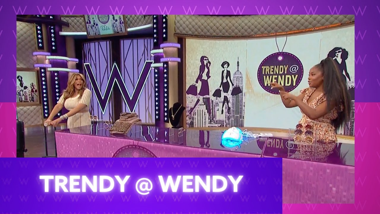 Trendy @ Wendy: March 22