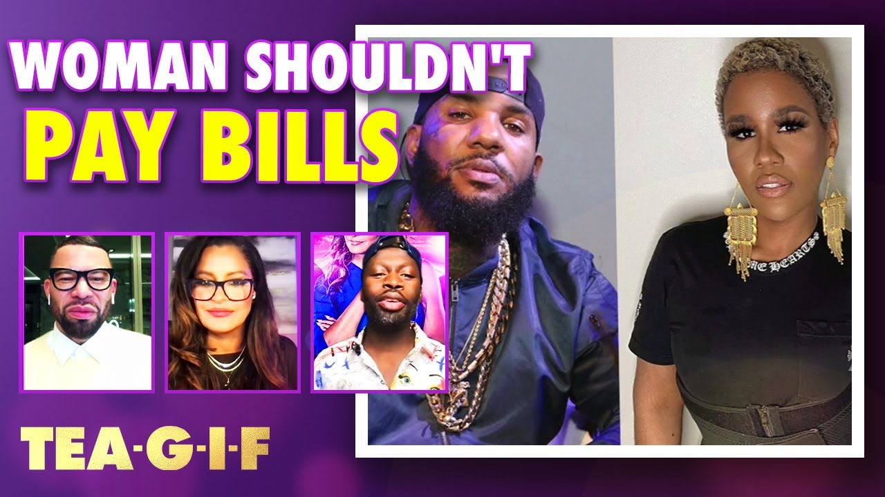 Why Women Don't Need to Pay Bills | TEA G.I.F